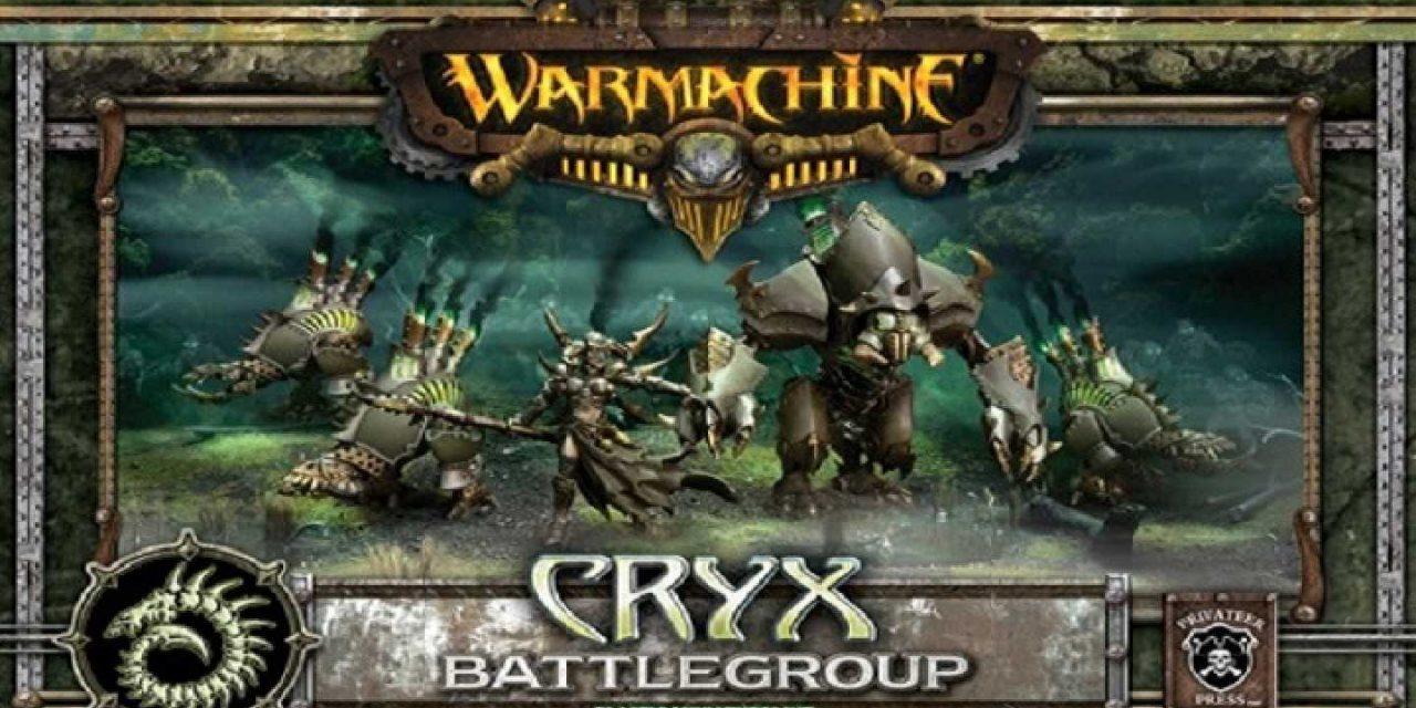 Empezando un ejército Cryx en Warmachine