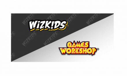 Wizkids y Games Workshop se asocian para traernos más juegos