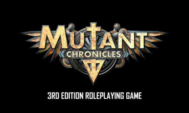 Ambientación del Juego de Rol Mutant Chronicles RPG 3rd Ed. Core (Reseña)