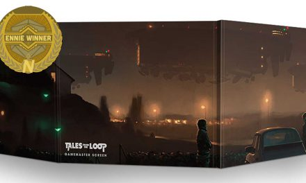 Tales from the Loop Juego de Rol, sistema