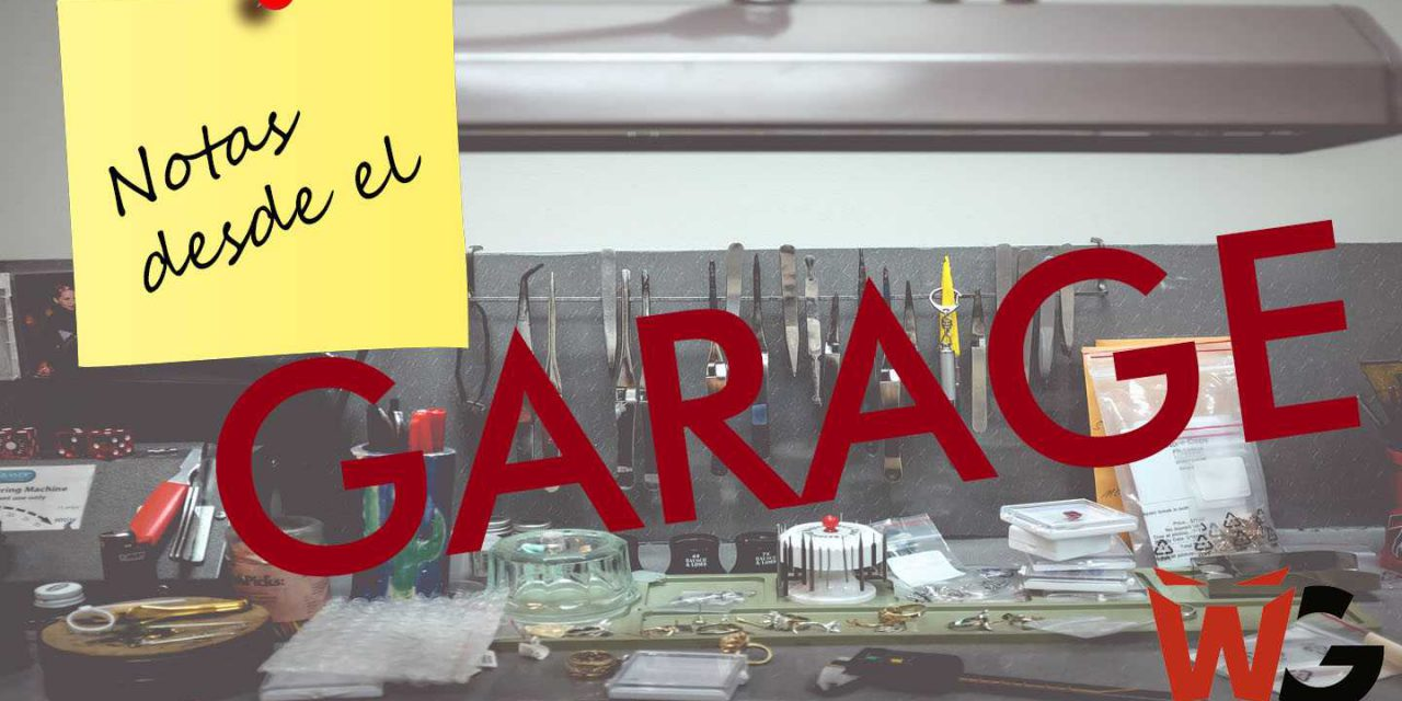 Herramientas para Modelista I – Notas desde el Garage