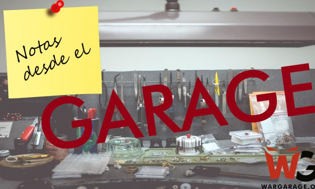 Minis y ensamblaje – Notas desde el Garage