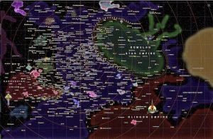 Mapa Estelar Detallado