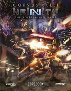 Infinity RPG Corebook