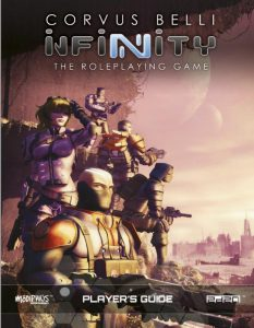Infinity RPG Players guide