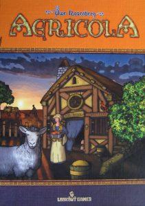 Agricola de Uwe Rosenberg un súper galardonado juego de Lookout Games