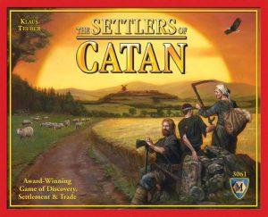 Colonos de Catan 4ta edición (inglés) por Mayfair games