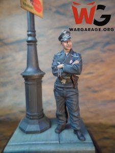 Oficial Nazi
