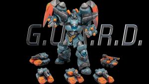 G.U.A.R.D es una facción de los Protectores
