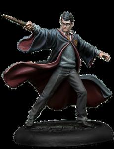 Harry Potter, de la caja de Inicio de Harry Potter Miniatures Adventure Game