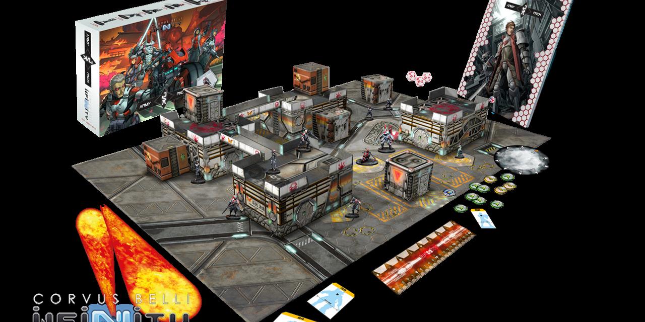 Infinity Uprising: unboxing del JSA Army Pack, nuevo kit de torneo, Adepticon y más