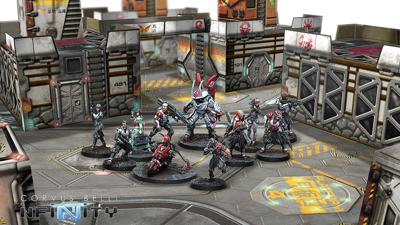 Miniaturas de JSA Army Pack