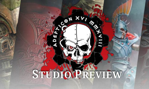 Warhammer 40,000: Caballeros Imperiales, Nuevos codex y army builder y más noticias desde Games Workshop