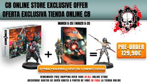 Al comprar ambos productos en pre-venta además de esas dos miniaturas exclusivas obtendremos una O-Yoroi Pilot totalmente gratis