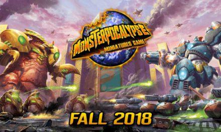 Tiembla la Tierra Monsterpocalypse el Juego de Miniaturas Regresa