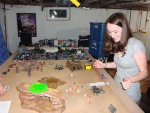 Las mujeres también juegan. Imagen via Buzzfeed