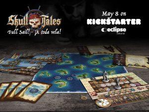 Skull Tales ¡A Toda Vela! Fase de Travesía