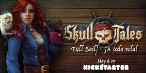 Skull Tales: ¡A toda vela! Personaje Femenino
