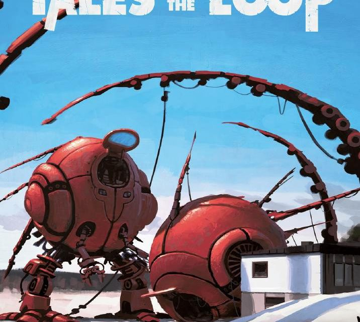 Our Friends the Machines & other Mysteries libro de Misterios para Tales from the Loop