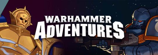 Warhammer Adventures Logo