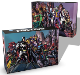 Cajas básicas de Batman: Gotham Chronicles
