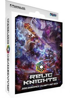 Relic KnightsSegunda Edición Mazo de Unidades Darkspace