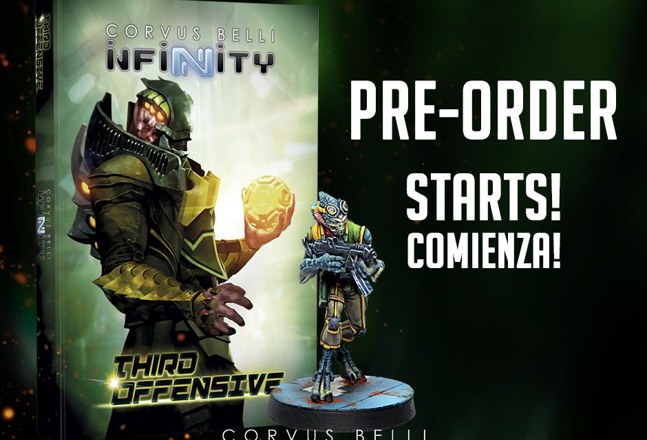 Tercera Ofensiva Semana de Infinity, todos los videos [+comentarios]