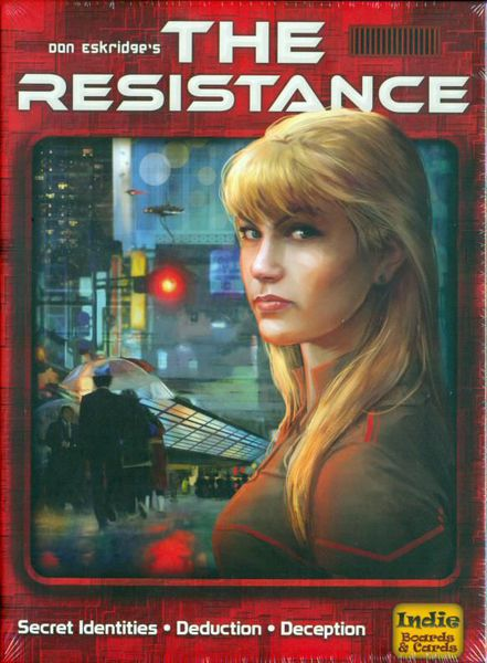 Portada The Resistance