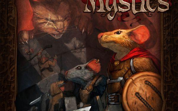 Mice and Mystics de juego de mesa a película animada de Dreamworks