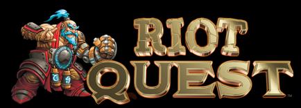 Riot Quest título