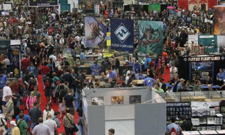 Fantasy Flight Games (FFG) firma acuerdo de patrocinio plurianual con Gen Con