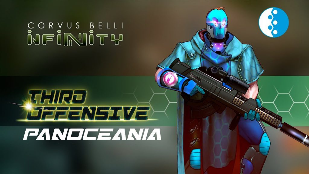 Infinity Third Offensive PanOceania Varuna Conceptual Art