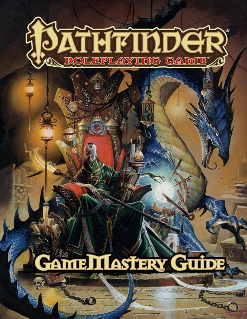 Pathfinder RPG Gamemastery Guide