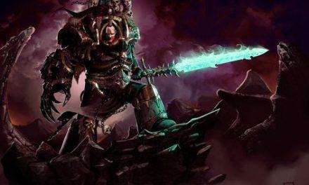 Abaddon tendrá un nuevo modelo en Warhammer 40,000