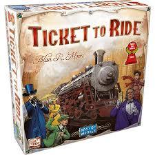 Ticket to ride o Aventureros al tren