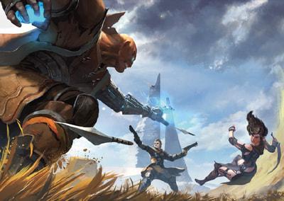 Unity RPG Combate