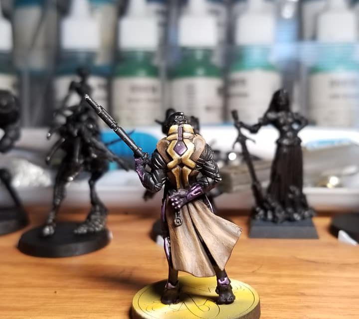Pooky's Painting Palace miniature painting tips