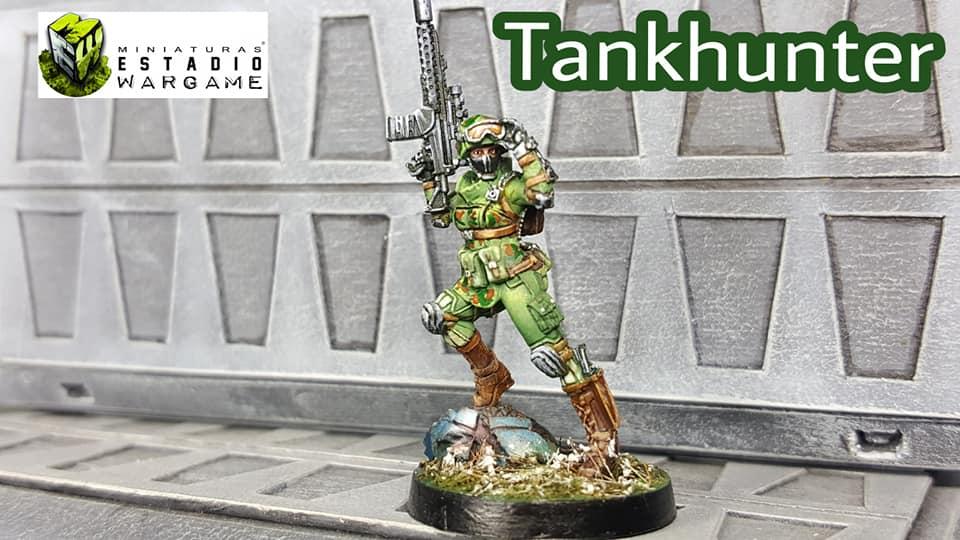 Tankhunter Ariadna tak infinity