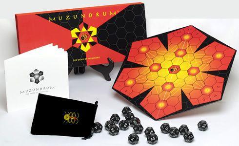 Muzundrum componentes