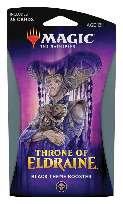 MTG Throne of Eldraine Theme Deck