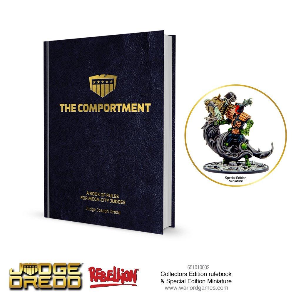 651010002 Judge Dredd Collectors Edition