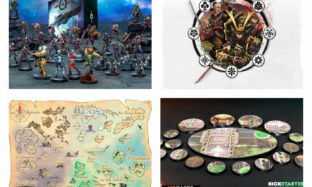 Aprovecha antes que se acaben estas campañas para juegos de mesa y rol (Verkami y Kickstarter)