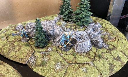 Hexhog Tabletops: Hinterland Hills Terreno 3D para tus wargames [Kickstarter]
