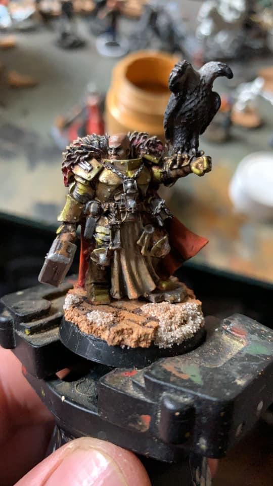 Mi Capitán Cazador de Brujas, un Torquemada Coteaz modificado