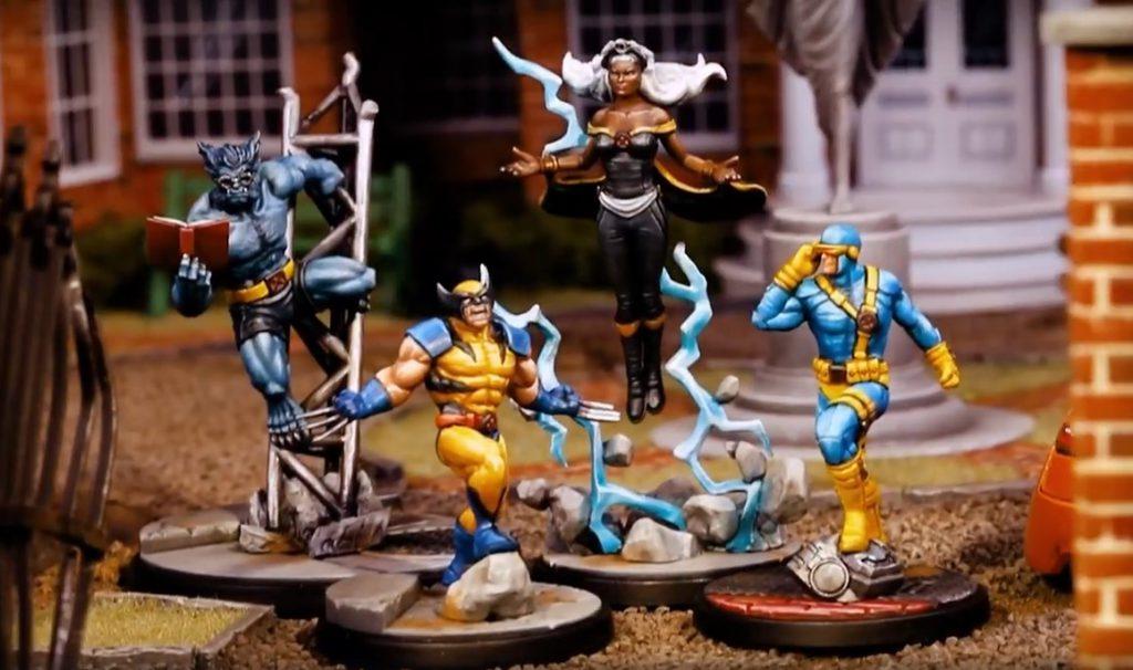Marvel Crisis Protocol X Men