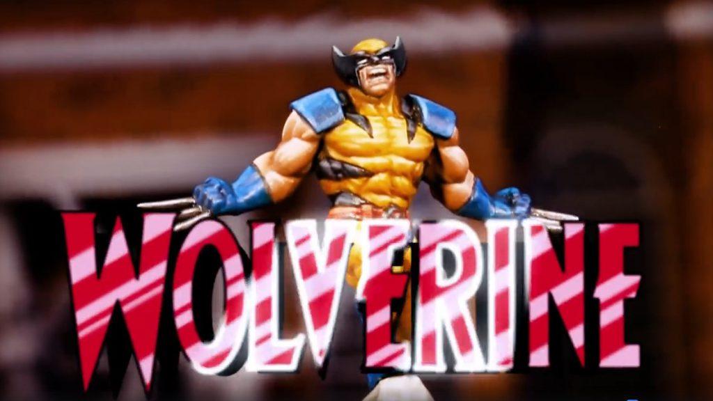 Marvel Crisis Protocol X Men Beast Wolverine