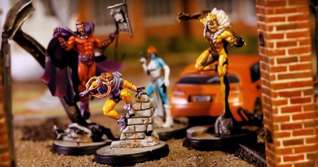 Marvel Crisis Protocol X Men Brotherhood of Mutants