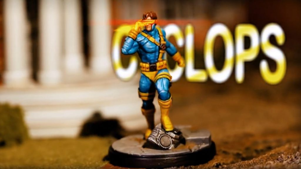 Marvel Crisis Protocol X Men Ciclope