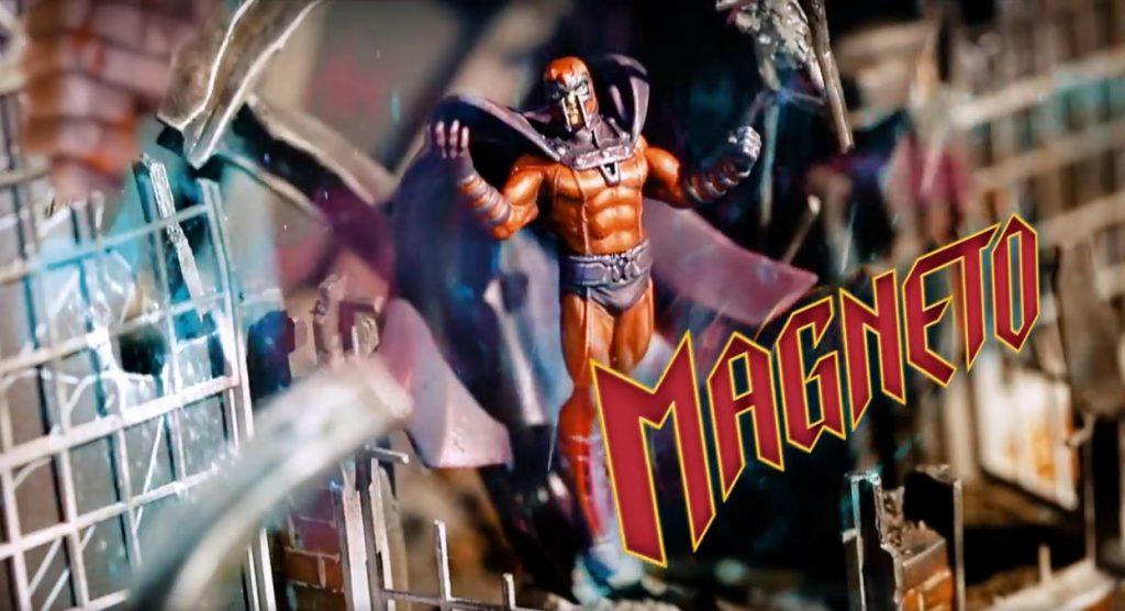 Marvel Crisis Protocol X Men Hermandad Mutante Magneto