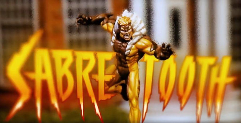 Marvel Crisis Protocol X Men Hermandad Mutante Sabretooth